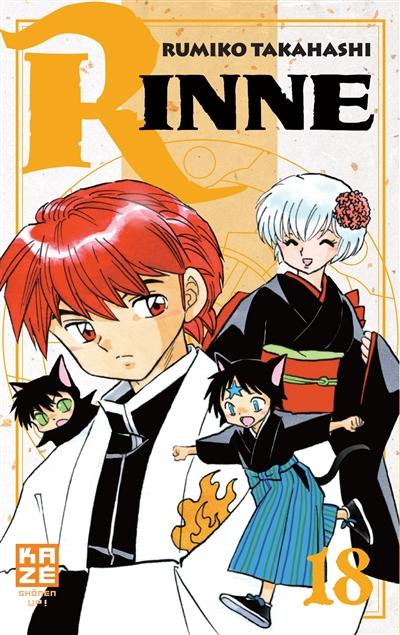 Rinne. 18, ,  18 | Takahashi, Rumiko (1957-....). Auteur