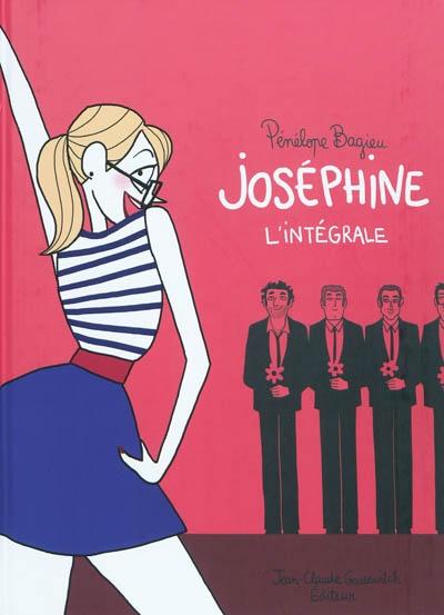 Joséphine : l'intégrale | Pénélope Bagieu (1982-....). Auteur
