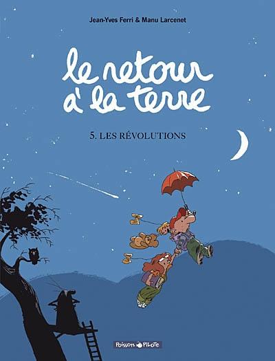 Les révolutions | Larcenet, Manu. Illustrateur