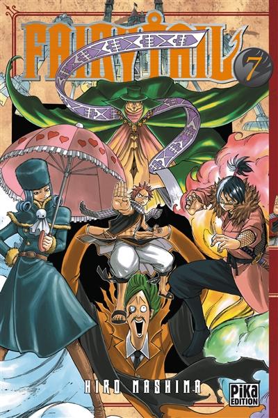 Fairy Tail. 7 / Hiro Mashima   Mashima, Hiro. Auteur