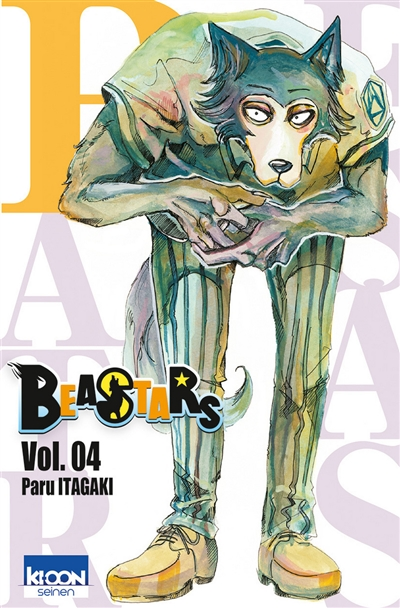Beastars. Vol. 4 | Itagaki, Paru. Auteur