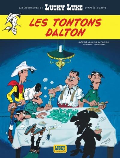 Les aventures de Lucky Luke d'après Morris. Vol. 6. Les tontons Dalton