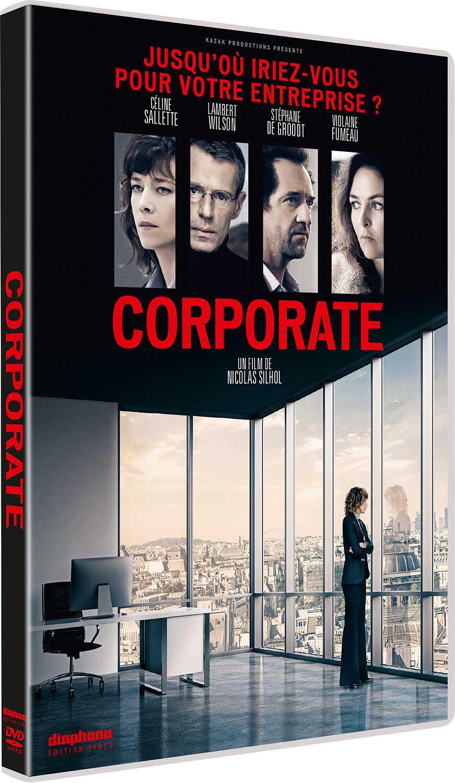 Corporate / un film de Nicolas Silhol | Silhol, Nicolas. Metteur en scène ou réalisateur. Scénariste