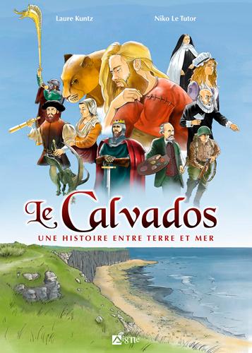 Le Calvados : une histoire entre terre et mer