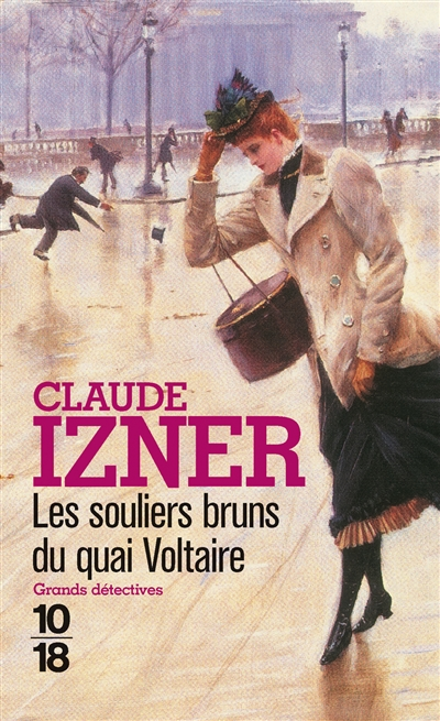 Les souliers bruns du quai Voltaire / Claude Izner | Izner, Claude. Auteur