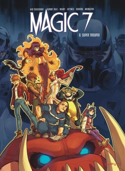 Magic 7. Vol. 8. Super trouper