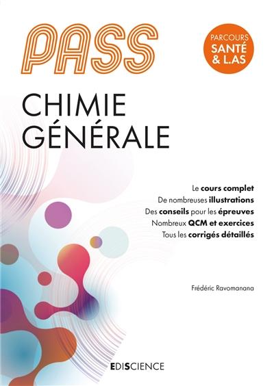 Chimie générale, Pass
