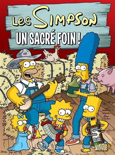 sacré foin ! (Un). 2 / Matt Groening   Groening, Matt (1954-....). Auteur