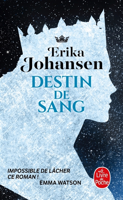 Destin de sang | Johansen, Erika (1978-....). Auteur