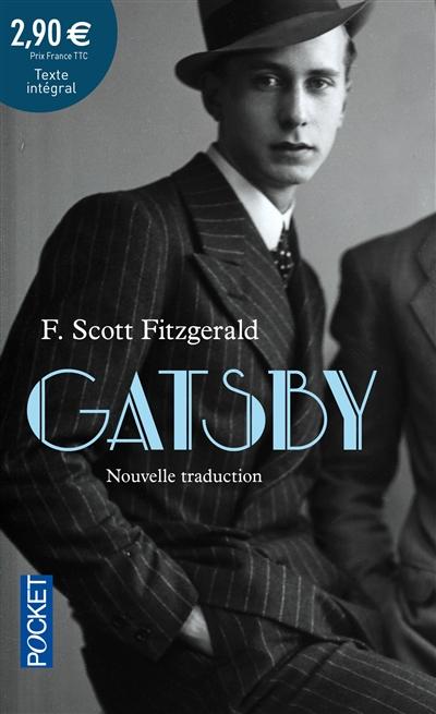 Gatsby / Francis Scott Fitzgerald | Fitzgerald, Francis Scott (1896-1940). Auteur