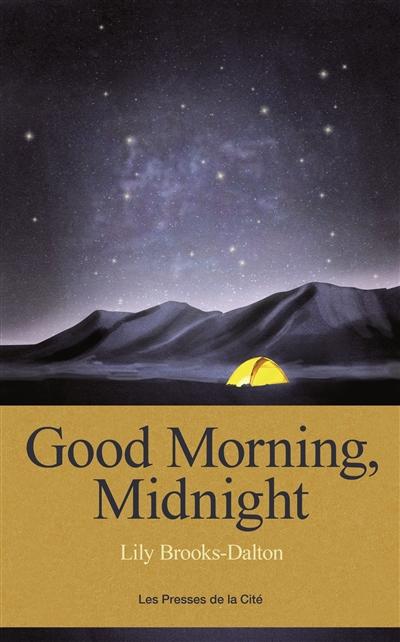 Good morning, midnight | Brooks-Dalton, Lily. Auteur
