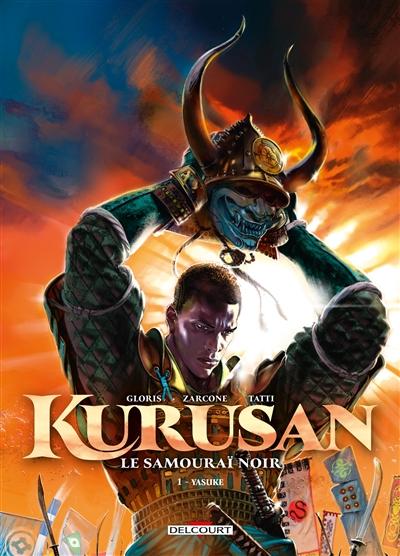 Kurusan, le samouraï noir. Vol. 1. Yasuke