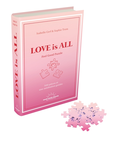 Feel good puzzle : love is all