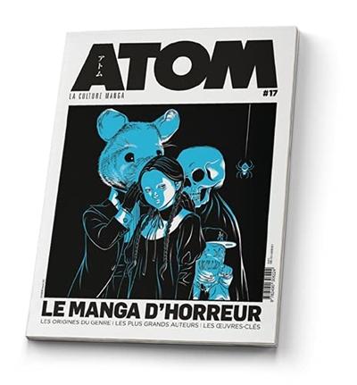 Atom : la culture manga, n° 17