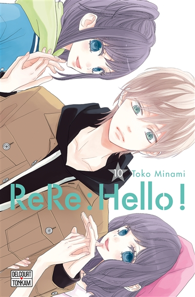 ReRe : hello !. Vol. 10