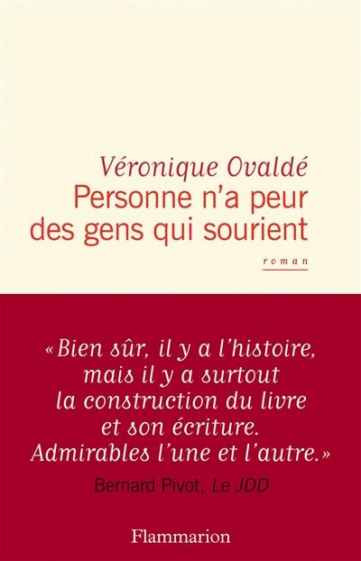 Personne n'a peur des gens qui sourient | Ovaldé, Véronique (1972-....). Auteur