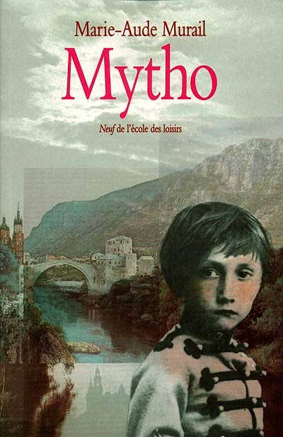 Mytho / Marie-Aude Murail | Murail, Marie-Aude (1954-....). Auteur