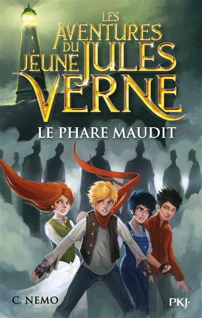 Le Phare maudit / Capitaine Nemo | Capitaine Nemo. Auteur