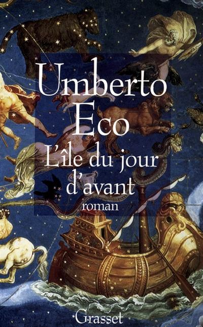 L'Ile du jour d'avant | Eco, Umberto (1932-....)