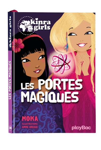 Les  portes magiques   Moka (1958-....). Auteur
