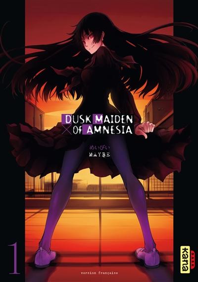 Dusk maiden of amnesia. 1 / Maybe | Maybe. Auteur