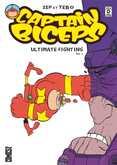 Captain Biceps : ultimate fighting. Vol. 1