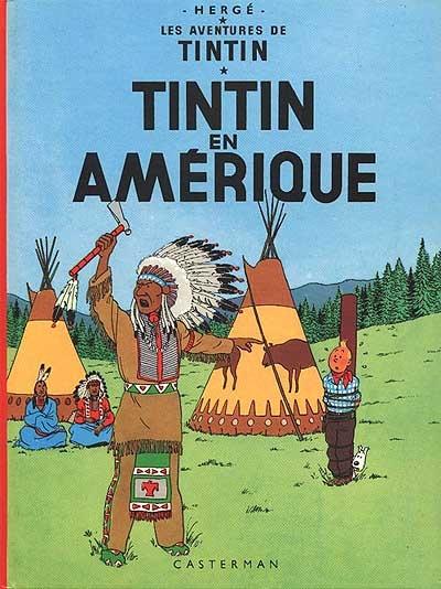 Tintin en Amérique | Hergé