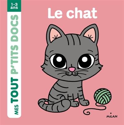 Le chat / illustrations de Charlotte Ameling   Ameling, Charlotte (19..-....). Illustrateur