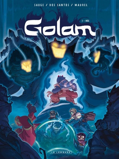 Golam. Vol. 3. Hog