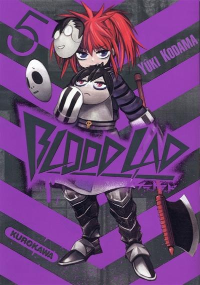 Blood lad. 5 | Yuki Kodama. Auteur