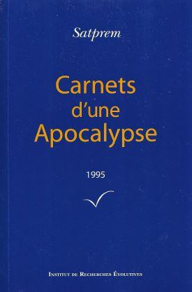 Carnets d'une apocalypse. Vol. 15. 1995