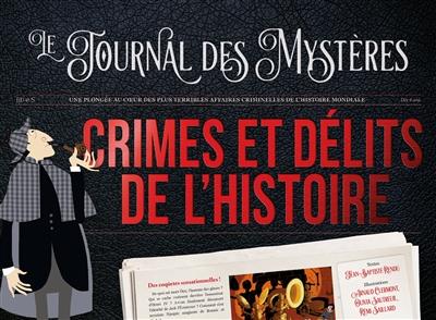 Crimes et délits de l'histoire | Rendu, Jean-Baptiste. Auteur