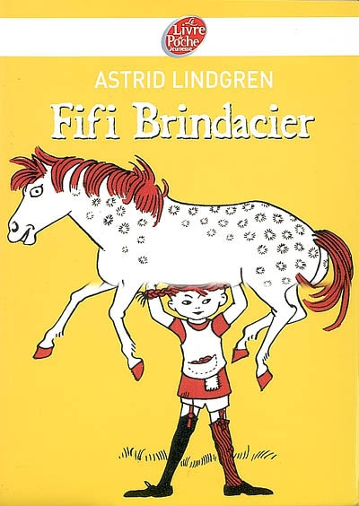 Fifi Brindacier / Astrid Lindgren,... | Lindgren, Astrid (1907-2002). Auteur