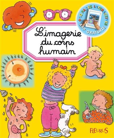 L'Imagerie du corps humain | Simon, Philippe (1958-....)