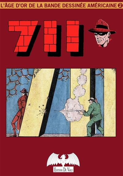 L'âge d'or de la bande dessinée américaine. Vol. 2. 711