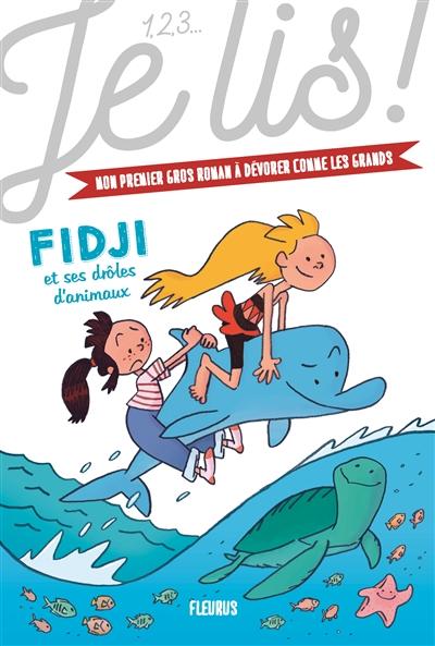 Fidji et ses drôles d'animaux | Marilou Addison, Auteur