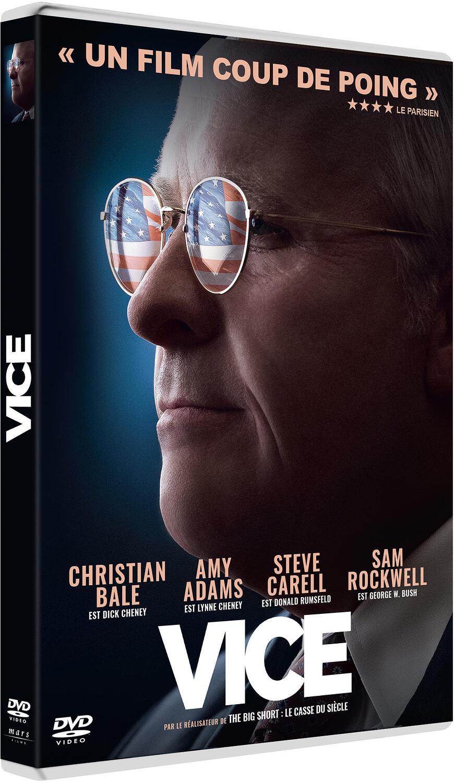 Vice / Film de Adam McKay  | McKay, Adam. Metteur en scène ou réalisateur. Scénariste