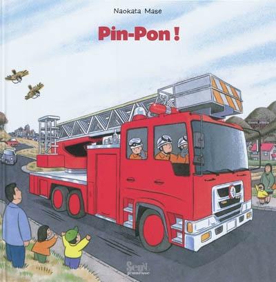 Pin-Pon ! / Naokata Mase | Mase, Naokata (1950-....). Auteur