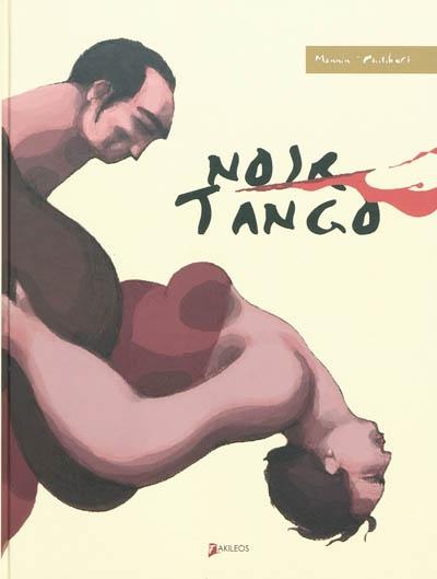 Noir tango | Monnin, Michaël (1970-....). Auteur