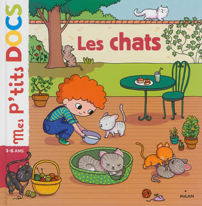 chats (Les) | Stéphanie Ledu, Auteur