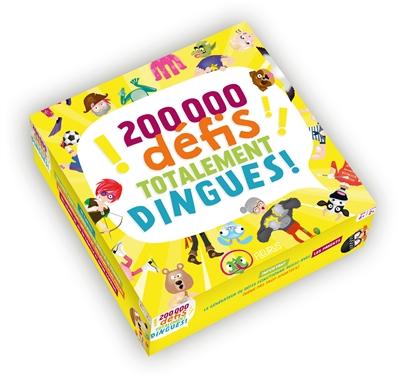 200.000 défis totalement dingues !