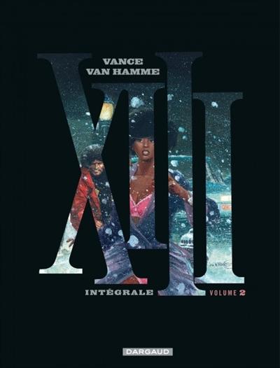 XIII : intégrale. 2 | Van Hamme, Jean (1939-....). Auteur
