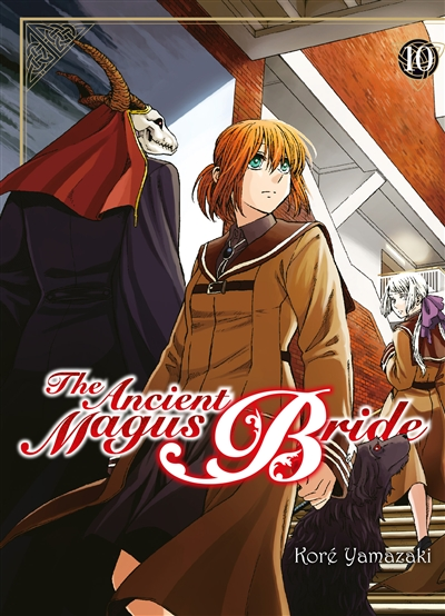 The ancient magus bride. 10 / Koré Yamazaki |