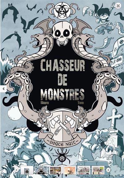 Chasseur de monstres / scénario Skarn |  Skarn
