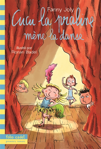 Cucu la praline mène la danse | Joly, Fanny (1954-....). Auteur