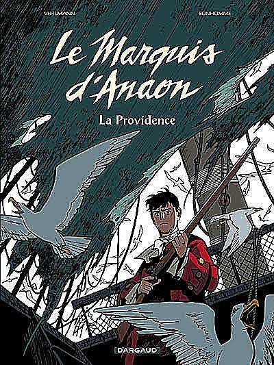 Le marquis d'Anaon. Vol. 3. La providence