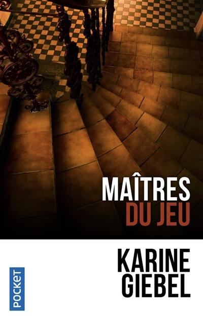 Maîtres du jeu : nouvelles / Karine Giébel | Giebel, Karine (1971-....). Auteur