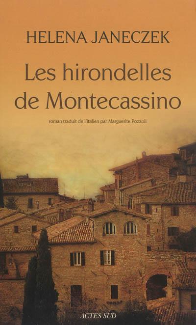 Les hirondelles de Montecassino : roman / Helena Janeczek | Janeczek, Helena (1964-....). Auteur