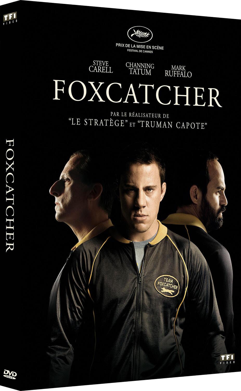 Foxcatcher / un film de Bennett Miller | Miller, Bennett. Metteur en scène ou réalisateur