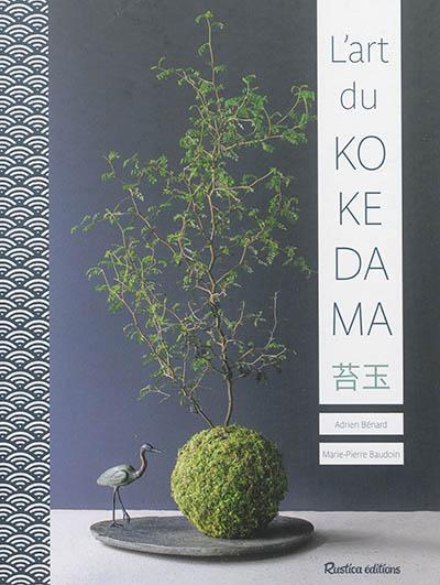 L' art du kokedama... / Adrien Bénard, Marie-Pierre Baudoin | Bénard, Adrien (1961-....). Auteur